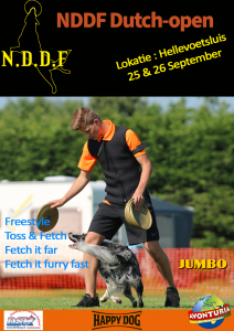 NDDF Dutch Open 25/26 sept